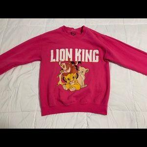 Disney Lion King Crewneck